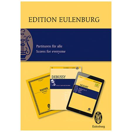 Bach, J. S.: Kantate BWV 11 »Himmelfahrtsoratorium«