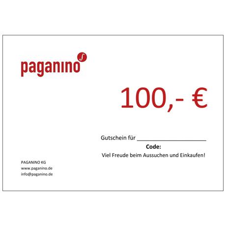 Bon d'achat 100,- EUR
