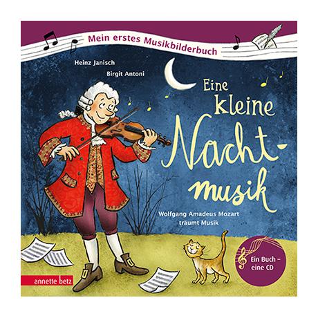 Janisch, H./Antoni, B.: Eine kleine Nachtmusik (+Audio-CD)