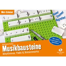 Paller: Musikbausteine - Mini-Schulset