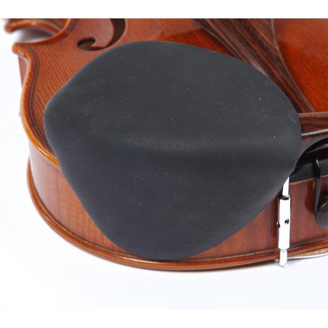 STRAD PAD Recouvrement de mentonnière petit | noir