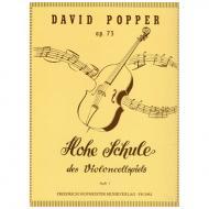 Popper, D.: Hohe Schule des Violoncellospiels Band 1 Op.73