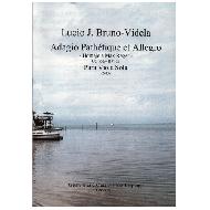 Bruno-Videla, Lucio J.: Adagio Pathétique et Allegro Op. 55a - BV 103