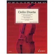 Cello Duets – 34 originale Duette aus 5 Jahrhunderten