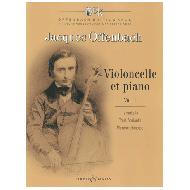 Offenbach, J.: Violoncelle et piano Vol. 1