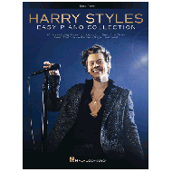 Harry Styles: Easy Piano Collection