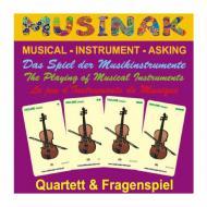 Musinak - Le Jeu d'Instruments de Musique
