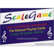 Scalegame - Le jeu de cartes musical