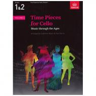 Black, C./Harris, P.: Time Pieces for Cello Band 1