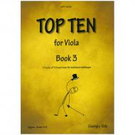 Vale, G.: Top Ten Book 3 (Viola Studies)