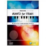 Bröhl, J.: Grooves for Strings