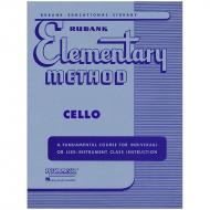 Rubank Elementary Method for Cello