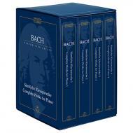 Bach, J. S.: Sämtliche Klavierwerke