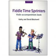 Blackwell, K. & D.: Fiddle Time Sprinters – Violinbegleitung