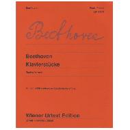 Beethoven, L.V.: Klavierstücke