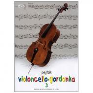 Pejtsik, A.: Violoncello ABC Band 3