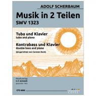Scherbaum, A.: Musik in 2 Teilen SWV 1323