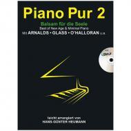 Heumann, H.-G.: Piano Pur 2 – Balsam für die Seele (+MP3-CD)