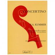 Kummer, F.A.: Concertino C-Dur