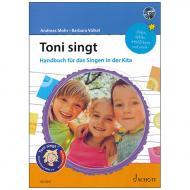 Mohr, A. / Völkel, B.: Toni singt (+CD)
