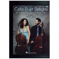 Martinelli, M. / Mancini, F.: Cello Duet Delights - Mr. & Mrs. Cello (+Online Audio)