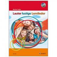 Suljic, M.:  Lauter lustige Lernlieder (+2 CD's)