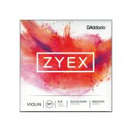 ZYEX corde violon Mi de D'Addario
