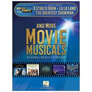 Songs from: A Star Is Born, La La Land, The Greatest Showman and more movie musicals