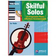 Sparke, Ph.: Skilful Solos (+CD)