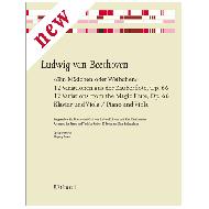 Beethoven, L. v.: Ein Mädchen oder Weibchen - 12 Variationen Op. 66