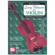 Easy Classics for Violin