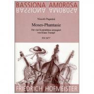 Paganini, N.: Moses-Phantasie