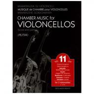 Kammermusik für Violoncelli Band 11