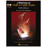 A Festival of Violin & Fiddle Styles for Viola (+Online Audio and Video )