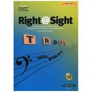 Lumsden, C.: Right@Sight for Cello Grade 3 (+CD)