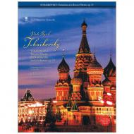 Tchaïkovski, P. I.: Variations On A Rococo Theme Op. 33 (+CD)