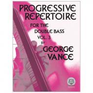 Vance, G.: Progressive Repertoire Band 3 (+Online Audio)