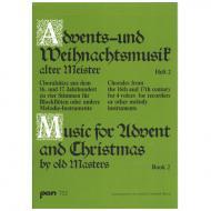 Advents - und Weihnachtsmusik alter Meister 2