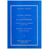 Rabbath, F.: Nouvelle technique de la contrebasse Vol.3