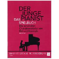 Krentzlin, R.: Der junge Pianist – Das Spielbuch