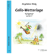 König, M.: Cello-Wetterlage (+MP3)