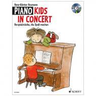 Heumann, H.-G.: Piano Kids in Concert (+CD)