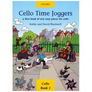 Blackwell, K. & D.: Cello Time Joggers (+CD)
