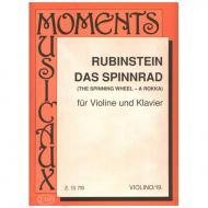 Rubinstein, A.: Das Spinnrad