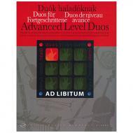 Ad libitum – Duos für Fortgeschrittene