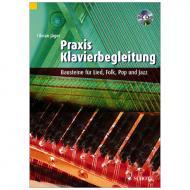Jäger, T.: Praxis Klavierbegleitung (+CD)