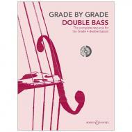 Grade by Grade – Double Bass 4 (+CD)