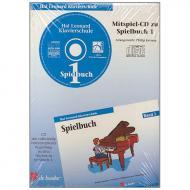 Kreader, B.: Hal Leonard Klavierschule Band 1 (nur CD)