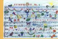 Carte postale art, pastorale