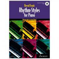 Frank, B.: Rhythm-Styles for Piano (+Online Audio)